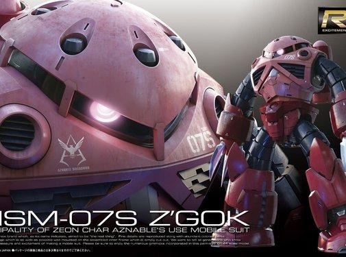 Bandai Char's Z'gok