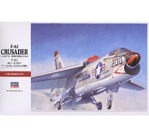 Hasegawa (HSG) 7226 F8J Crusader USN/MC Fighter 1/48