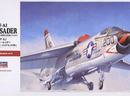 Hasegawa (HSG) F8J Crusader USN/MC Fighter 1/48