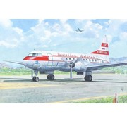 Roden - ROD 334 Convair CV340 Hawaiian Airlines Airliner (New Tool)  1/144