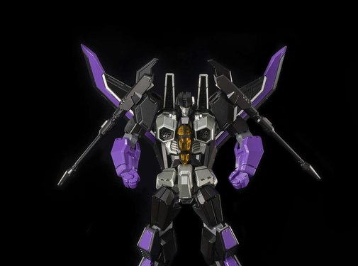 "Flame Toys Skywarp ""Transformers"", Flame Toys Furai Model"