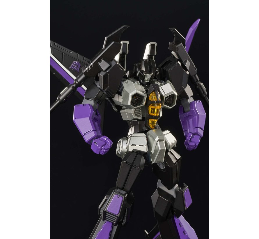 "51236  Skywarp ""Transformers"", Flame Toys Furai Model"