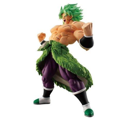 """Bandai Shokugan 33976 Super Saiyan Broly Full Power  """"Dragon Ball"""", Bandai Styling"""