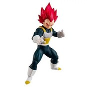 "Bandai Shokugan Super Saiyan God Vegeta  ""Dragon Ball"", Bandai Styling"