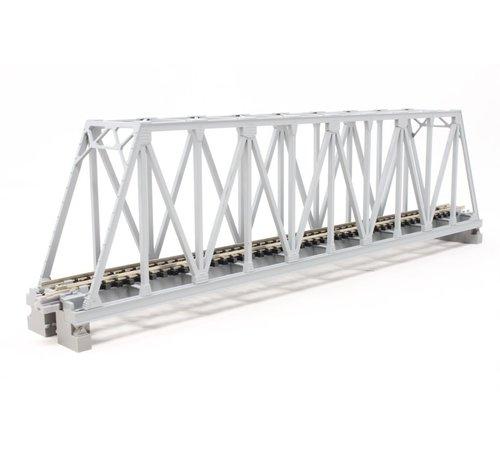 "Kato USA (KAT) 381- 20-432 N 248mm 9-3/4"" Truss Bridge, Gray"