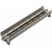"Kato USA (KAT) 381- 20-452 N 186mm 7-5/16"" Plate Girder Bridge, Gray"