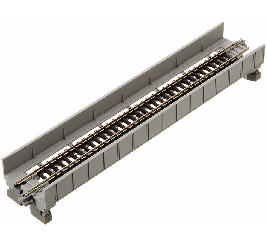 "20-452 N 186mm 7-5/16"" Plate Girder Bridge, Gray"