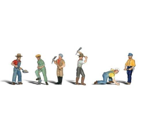 Woodland Scenics (WOO) 785- A1865 HO Track Workers