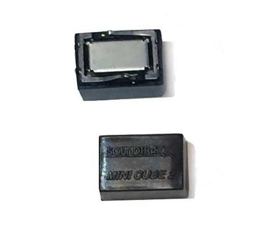 """SoundTraxx (STX) 810155 Mini Cube Speaker -- 1/2 x 3/8 x 11/32"""" 13 x 9 x 8.5mm"""