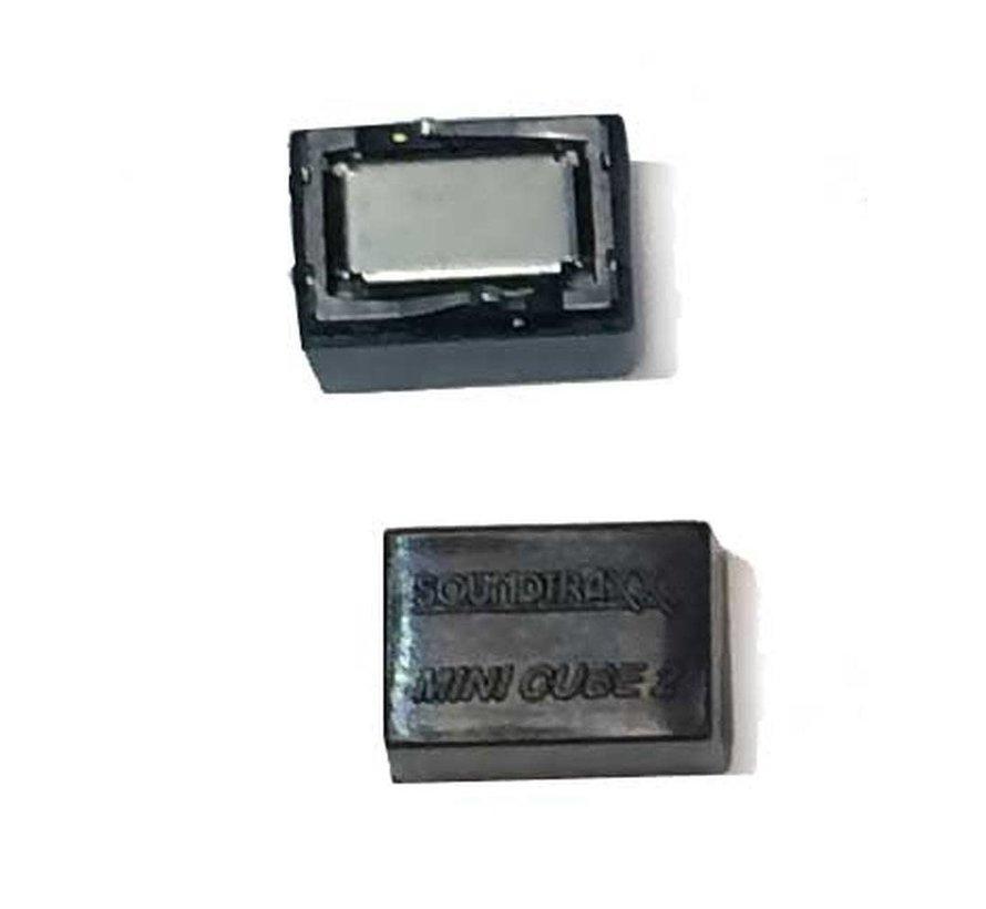 """810155 Mini Cube Speaker -- 1/2 x 3/8 x 11/32"""" 13 x 9 x 8.5mm"""