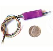 "SoundTraxx (STX) 885001 TSU-1100 Digital Sound & Control Decoder - Tsunami2 -- EMD Diesel Sounds 1-1/16 x 13/32 x 3/16"" 27 x 10.5 x 5mm"