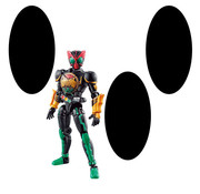 "BANDAI MODEL KITS So Do Kamen Rider OOO Combo Change 1 ""Kamen Rider"" Bandai So Do Chronicle"
