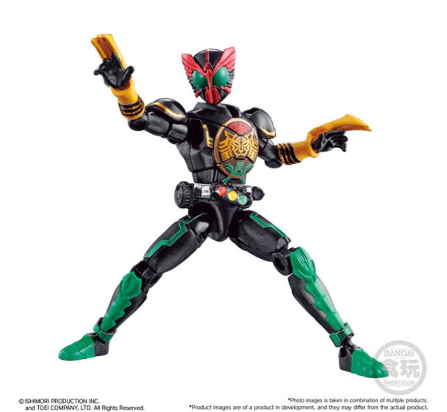 "39352 So Do Kamen Rider OOO Combo Change 1 ""Kamen Rider"" Bandai So Do Chronicle"