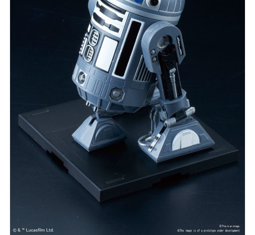 "5057710 R2-Q2 ""Star Wars"", Bandai Star Wars Character Line 1/12"