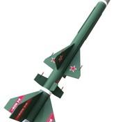 Estes Rockets (EST) 7271 SA-2061 Sasha