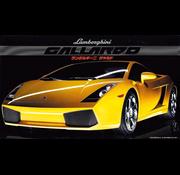 FUJIMI MODELS (FJM) Lamborghini Gallardo 1/24