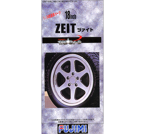FUJIMI MODELS (FJM) 19323 18inch P-Zero ZEIT  1/24