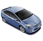 FUJIMI MODELS (FJM) TOYOTA PRIUS G TOURING SELECTION 2009