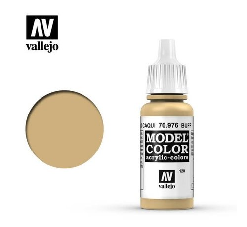 VALLEJO ACRYLIC (VLJ) 70976 - BUFF                        17ML
