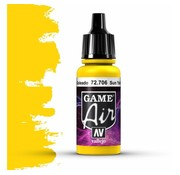 VALLEJO ACRYLIC (VLJ) 72706 - SUNBLAST YELLOW             17ML