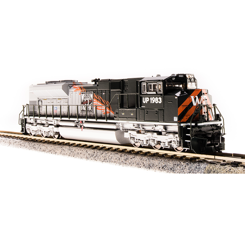 BLI - Broadway Limited Imports 3469 N SD70ACe w/DCC & Paragon 3, UP/WP Heritage #1983