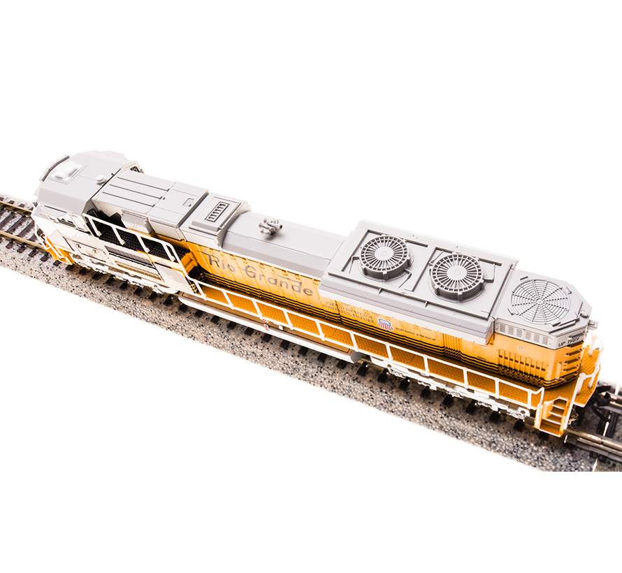 3471 N scale SD70ACe w/DCC & Paragon 3,UP/D&RGW Heritage#1989
