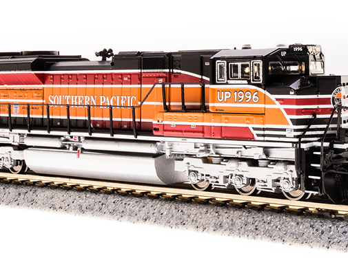 BLI - Broadway Limited Imports 3473 N SD70ACe w/DCC & Paragon 3, UP/SP Heritage #1996