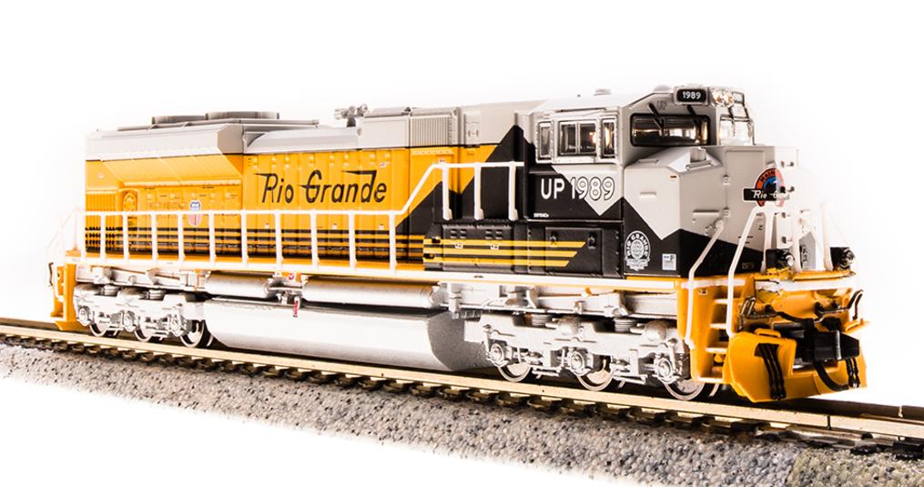 New Train's 8/27/19