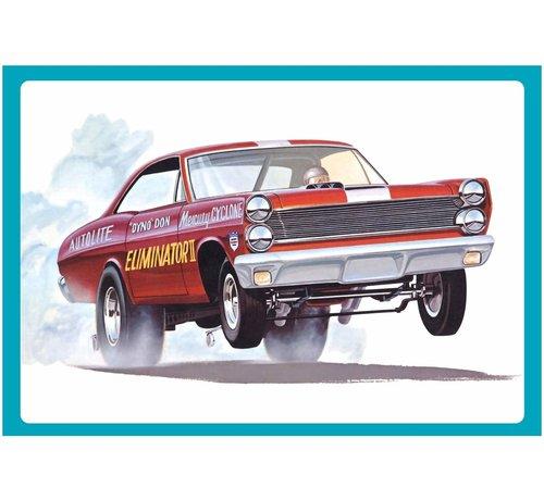 AMT Models (AMT) 1151  Mercury 1967 Cyclone Eliminator II/Dyno Don
