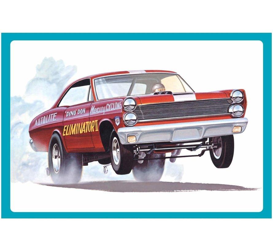 1151  Mercury 1967 Cyclone Eliminator II/Dyno Don