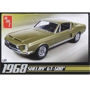 AMT Models (AMT) 634 Shelby 1968 Mustang GT500 1/25
