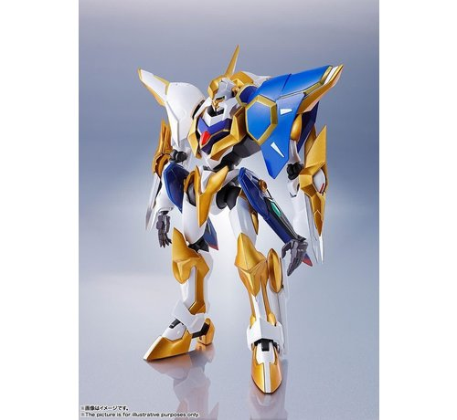 "Tamashii Nations 57041 Lancelot siN ""Code Geass"", Bandai Robot Spirits"