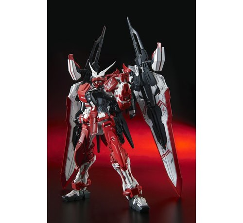 "BANDAI MODEL KITS 224809 Gundam Astray Turn Red ""Gundam SEED VS Astray"", Bandai MG *P-Bandai*"