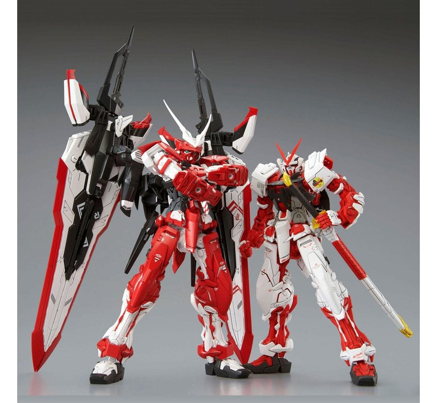 "224809 Gundam Astray Turn Red ""Gundam SEED VS Astray"", Bandai MG *P-Bandai*"