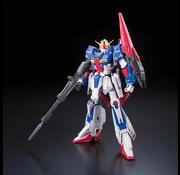 BANDAI MODEL KITS #10 Zeta Gundam RG 1/144