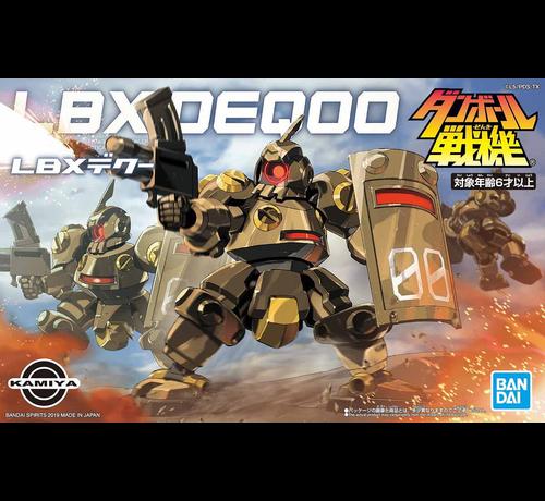 BANDAI MODEL KITS 5057585 LBX DEQOO