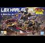 "5057818 LBX Harleqwuin / Joker ""Little Battlers eXperience"", Bandai LBX"