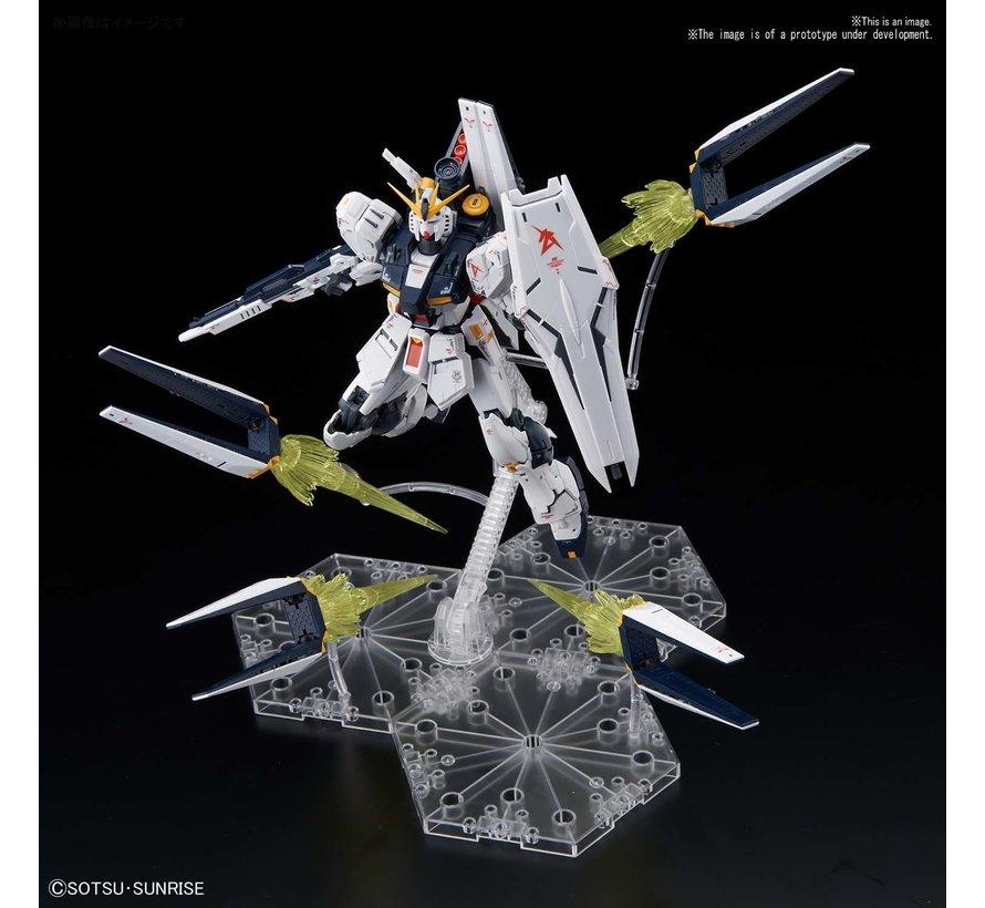 "S5059000  Νu Gundam Fin Funnel Effect Set ""Char's Counterattack"", Bandai Spirits RG 1/144"