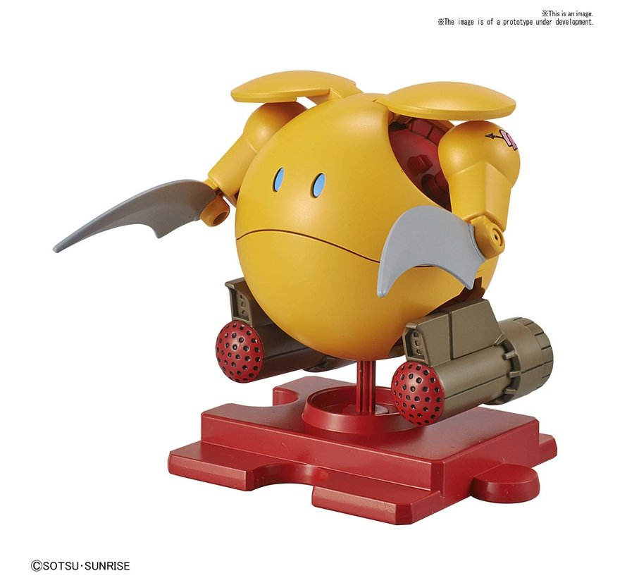 "5058307  #11 Zakrello Haro ""Gundam Build Divers"", Bandai Spirits HaroPla"