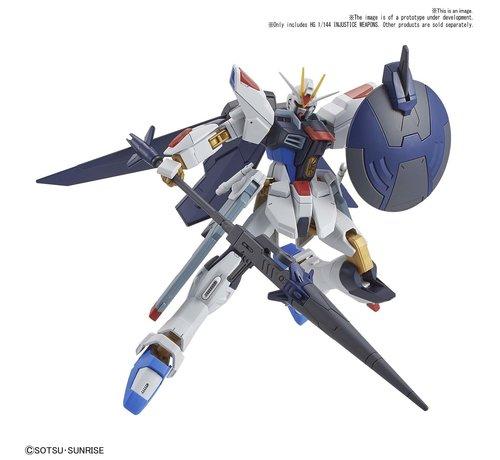 "BANDAI MODEL KITS 5058857  #10 Injustice Weapons ""Gundam Build Divers"", Bandai Spirits HGBD 1/144"