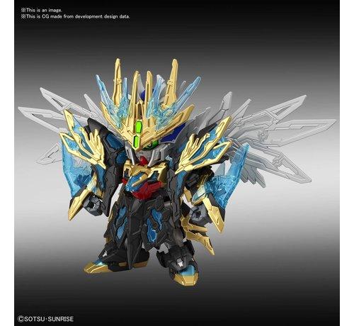 "BANDAI MODEL KITS 5058308  #29 Tien Ba Cao Cao Wing Gundam ""SD Gundam Sangoku Soketsuden"", Bandai Spirits SD"