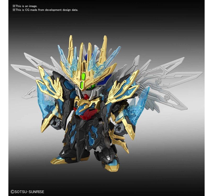 """5058308  #29 Tien Ba Cao Cao Wing Gundam """"SD Gundam Sangoku Soketsuden"""", Bandai Spirits SD"""