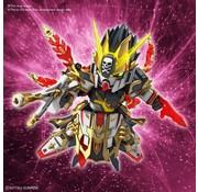 "BANDAI MODEL KITS #30 Gan Ning Crossbone Gundam ""SD Gundam Sangoku Soketsuden"", Bandai Spirits SD"