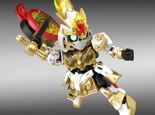 "Bandai #31 Gundam Artemie / Xiao Qiao Gn Archer ""SD Gundam Sangoku Soketsuden"", Bandai Spirits SD Gundam"