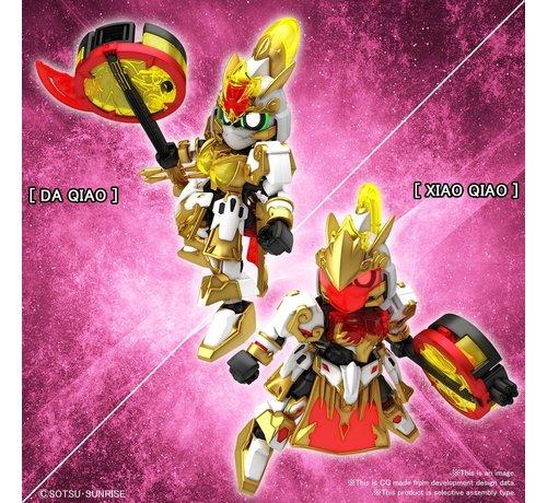 """BANDAI MODEL KITS 5058309  #31 Gundam Artemie / Xiao Qiao Gn Archer """"SD Gundam Sangoku Soketsuden"""", Bandai Spirits SD Gundam"""