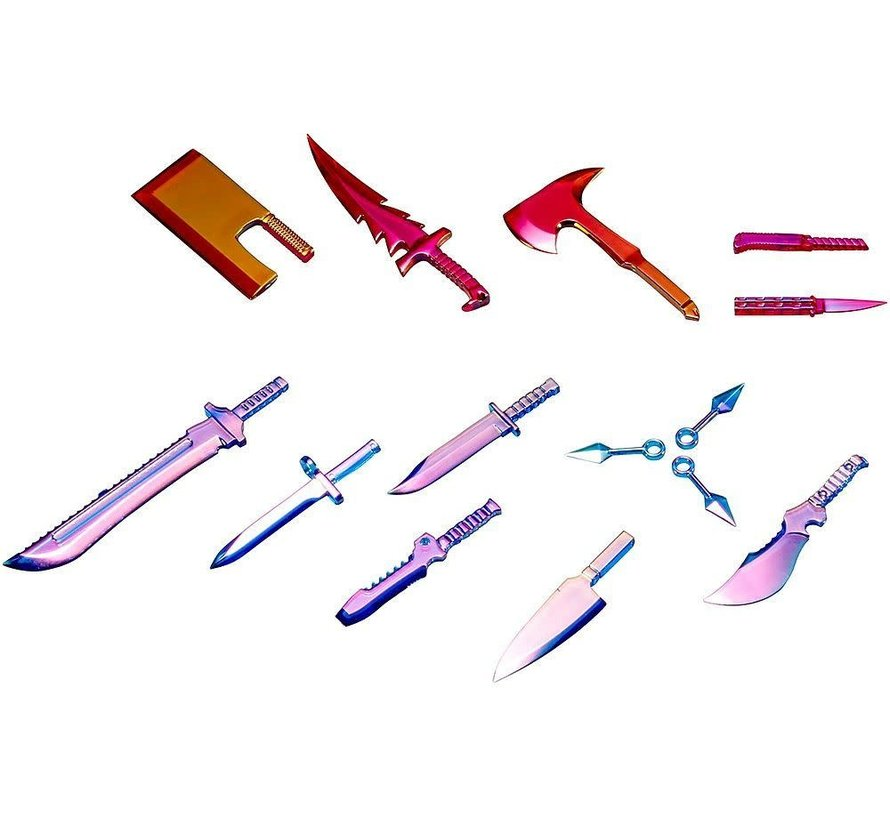 SP002 MSG WEAPON UNIT34 EX KNIFE SPECIAL COLOR