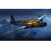 Airfix (ARX) 08019 Vickers Wellington Mk.IA/C 1:72