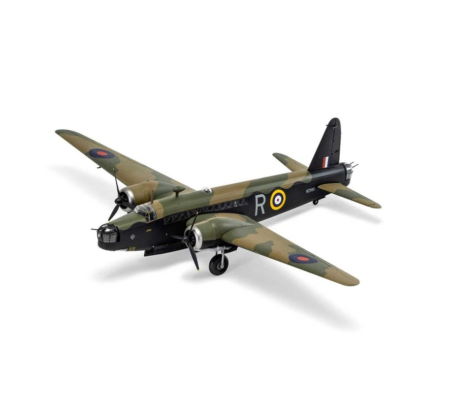 08019 Vickers Wellington Mk.IA/C 1:72