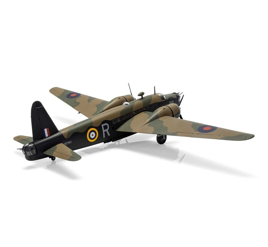 8019 Vickers Wellington Mk.IA/C 1:72