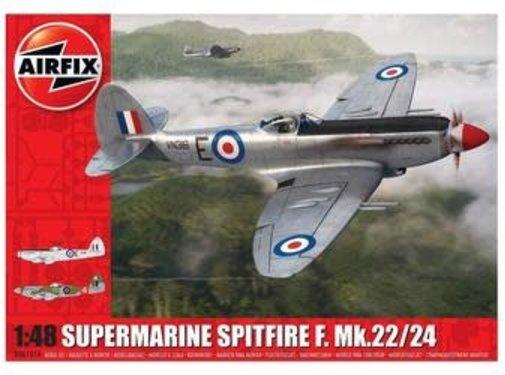 Airfix (ARX) A06101A Supermarine Spitfire Mk22/24